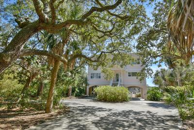 Beaufort County Single Family Home For Sale: 424 Wahoo Drive