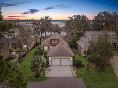 Beaufort, Beaufort Sc, Beaufot Single Family Home For Sale: 77 Tanglewood Drive