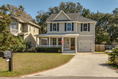 Beaufort, Beaufort Sc, Beaufot Single Family Home For Sale: 35 Sommer Lake Drive