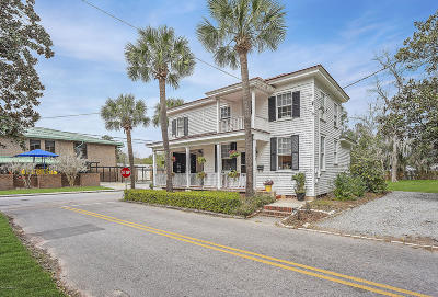 Beaufort County Single Family Home For Sale: 1711 King Street