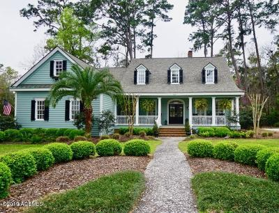 Beaufort Single Family Home Under Contract - Take Backup: 122 Five Oaks Circle