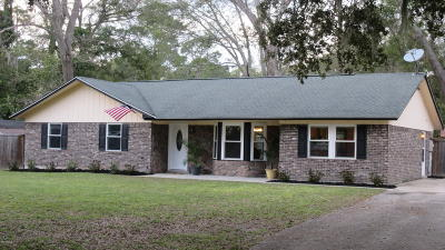 Beaufort County Single Family Home For Sale: 6811 Sunset Circle N