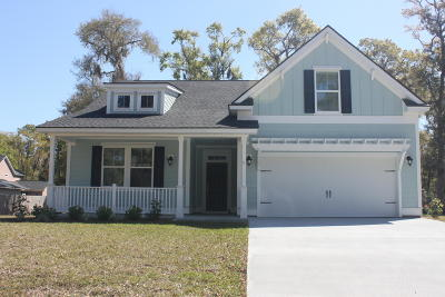 Beaufort County Single Family Home For Sale: 5 Tern Road S