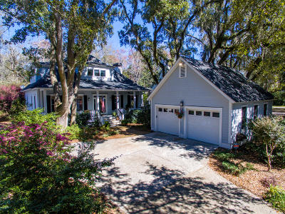Beaufort Single Family Home For Sale: 105 Bartram Drive