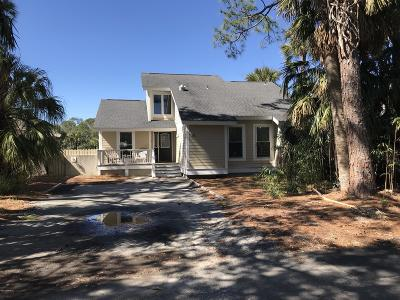 Fripp Island Single Family Home For Sale: 16 Fairway Club Drive