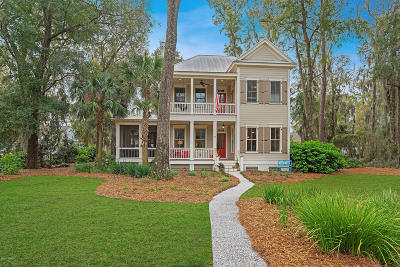 Beaufort Single Family Home For Sale: 89 Western Trce