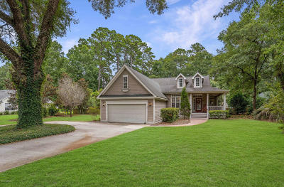 Beaufort County Single Family Home For Sale: 73 Francis Marion Circle