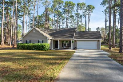 Beaufort County Single Family Home Under Contract - Take Backup: 12 Thomas Sumter Street