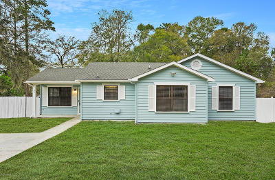 Beaufort Single Family Home For Sale: 62 Francis Marion Circle