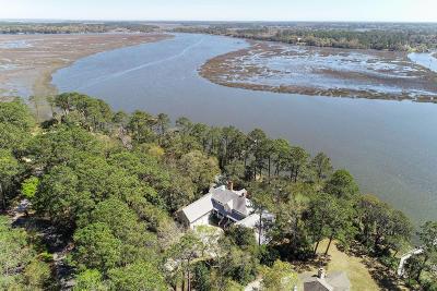 13 Pee Dee, Dataw Island, SC, 29920, Dataw Island Home For Sale