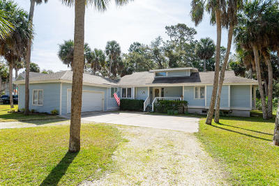 Fripp Island Single Family Home For Sale: 513 Remora Drive