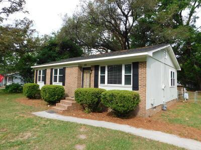 Beaufort, Beaufort Sc, Beaufot Single Family Home For Sale: 911 Belleview Circle W