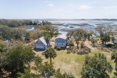 Beaufort County Single Family Home For Sale: 54 View Point Circle