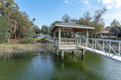 Beaufort Single Family Home For Sale: 2420 Wilson Drive