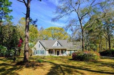 Beaufort Single Family Home For Sale: 24 Rivers Court