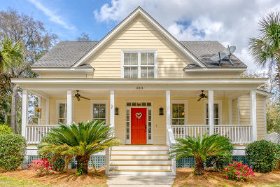 Beaufort SC Single Family Home For Sale: $520,000