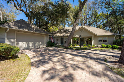 St. Helena Island Single Family Home For Sale: 405 Bb Sams Drive