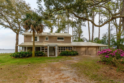 St. Helena Island Single Family Home For Sale: 91 McTeer Drive