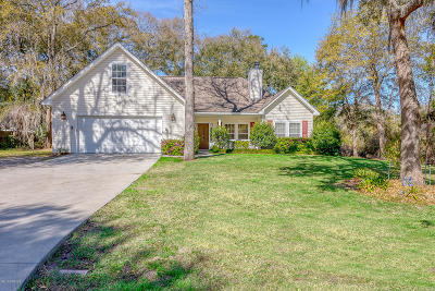 Beaufort Single Family Home For Sale: 7 Purrysburg Drive