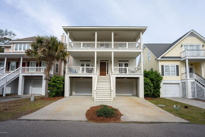 Fripp Island SC Single Family Home For Sale: $689,000