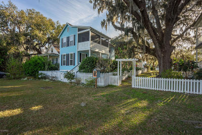 Beaufort County Single Family Home For Sale: 1204 London Avenue