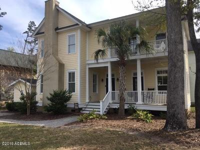 Beaufort County Single Family Home For Sale: 201 Whelk Road