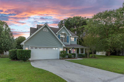 Beaufort Single Family Home For Sale: 33 Christine Drive