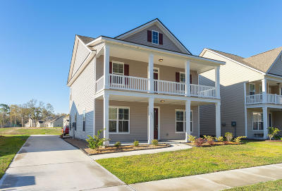 Beaufort County Single Family Home For Sale: 3965 Sage Drive