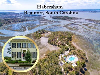 Beaufort Condo/Townhouse For Sale: 1 Assembly Row