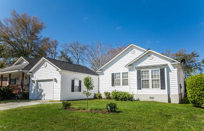 Beaufort County Single Family Home Under Contract - Take Backup: 52 White Pond Boulevard