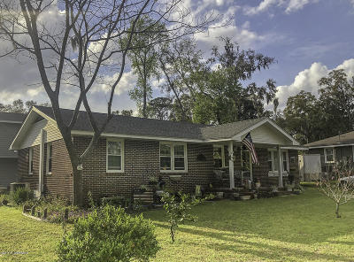 Beaufort County Single Family Home For Sale: 1116 Battery Creek Road