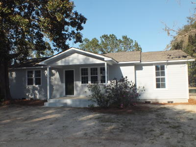 Seabrook Single Family Home For Sale: 1 Horace Dawson Lane