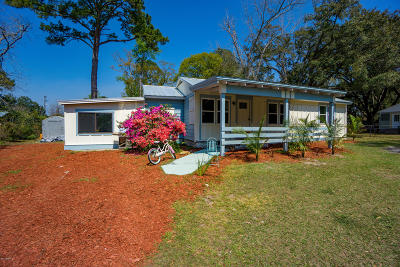 Beaufort County Single Family Home For Sale: 2401 Langhorne Drive