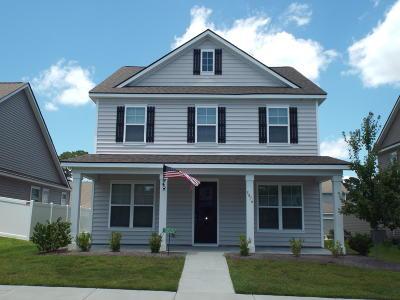 Beaufort, Beaufort Sc, Beaufot Single Family Home For Sale: 3876 Oyster Bluff Boulevard
