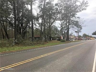 Ridgeland Residential Lots & Land For Sale: 8604 Grahamville Road