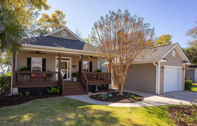 Beaufort County Single Family Home For Sale: 33 White Pond Blvd.