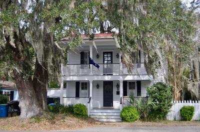 Beaufort County Single Family Home For Sale: 509 Hamar Street