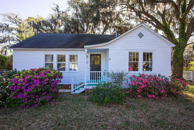 Beaufort, Beaufort Sc, Beaufot Single Family Home For Sale: 311 Ribaut Road