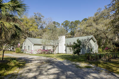 Beaufort County Single Family Home For Sale: 613 Ashdale Drive