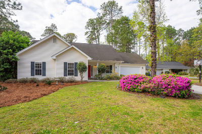 Beaufort County Single Family Home For Sale: 29 Royal Pines Boulevard