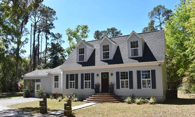St. Helena Island Single Family Home For Sale: 76 McTeer Drive