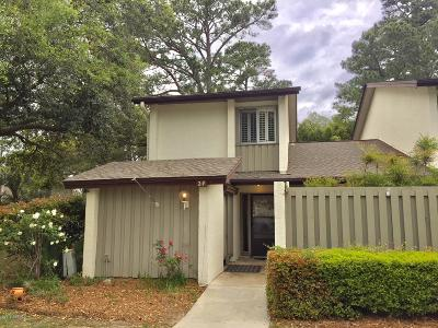 Beaufort Condo/Townhouse For Sale: 2 F Marsh Harbor Drive