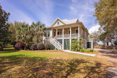 St. Helena Island Single Family Home For Sale: 16 Coastal Seafood Road