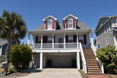Beaufort County Single Family Home For Sale: 344 Ocean Point Drive