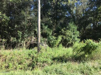 Ridgeland Residential Lots & Land For Sale: 4414 Coosaw Scenic Drive