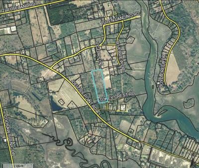 Ridgeland Residential Lots & Land For Sale: Stoney Crest Road