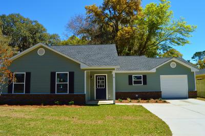 Beaufort Single Family Home For Sale: 4 Avalon Drive
