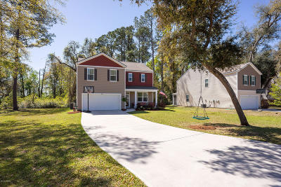 Beaufort County Single Family Home Under Contract - Take Backup: 4938 Tidalwalk Lane