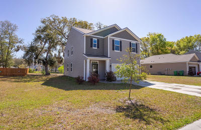Beaufort County Single Family Home Under Contract - Take Backup: 4845 Breeze Way