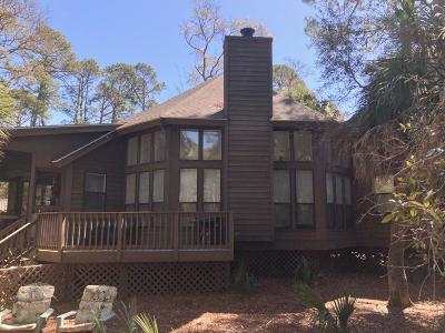 Fripp Island Single Family Home For Sale: 227 Deer Run Lane